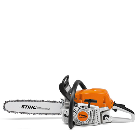 Tronçonneuse Stihl MS 291 C-BE / 45 CM